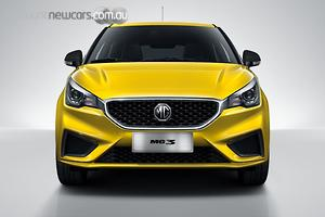 2018 MG MG3 Core Auto MY18