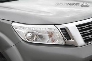 2019 Nissan Navara ST-X D23 Series 3 Manual 4x4 Dual Cab
