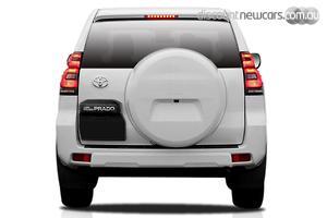 2021 Toyota Landcruiser Prado GX Auto 4x4