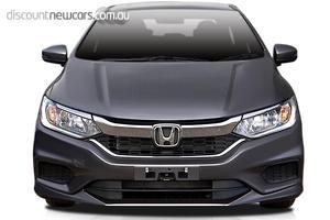 2019 Honda City VTi Manual MY19