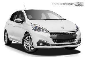 2018 Peugeot 208 Allure Auto MY18