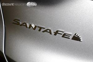 2019 Hyundai Santa Fe Active Auto 4x4 MY20