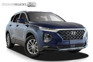 2019 Hyundai Santa Fe Active Auto 4x4 MY19
