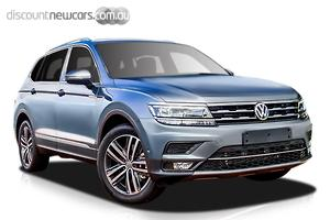 2020 Volkswagen Tiguan 162TSI Highline Allspace 5N Auto 4MOTION MY20