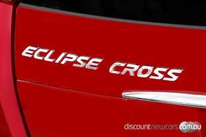 2018 Mitsubishi Eclipse Cross Exceed YA Auto AWD MY18