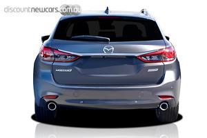 2019 Mazda 6 Sport GL Series Auto