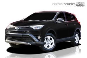 2018 Toyota RAV4 GX Auto 2WD