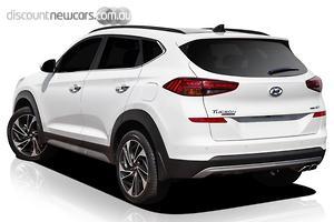 2019 Hyundai Tucson Highlander Auto AWD MY19