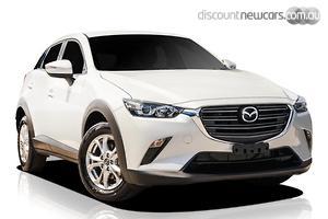 2019 Mazda CX-3 Maxx Sport DK Manual FWD