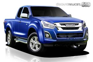 2018 Isuzu D-MAX LS-U Manual 4x4 MY18