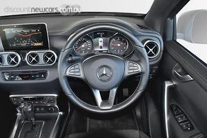 2020 Mercedes-Benz X-Class X250d Power Manual 4MATIC Dual Cab