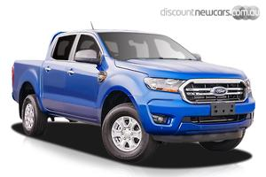 2018 Ford Ranger XLS PX MkIII Manual 4x4 MY19 Double Cab