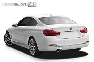2018 BMW 420i Luxury Line F32 LCI Auto