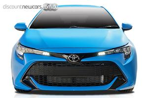 2019 Toyota Corolla Ascent Sport Manual