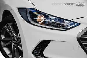 2018 Hyundai Elantra Trophy Auto MY18
