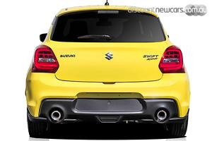 2021 Suzuki Swift Sport Manual