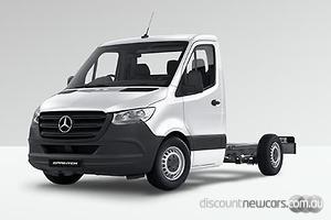 2019 Mercedes-Benz Sprinter 516CDI Medium Wheelbase Auto RWD