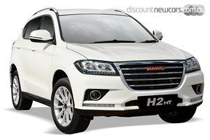 2019 Haval H2 MT Manual 2WD