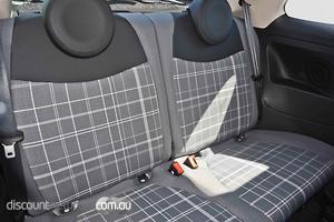 2018 Fiat 500 Lounge Manual