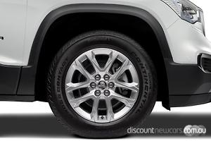 2018 Holden Acadia LT AC Auto 2WD MY19