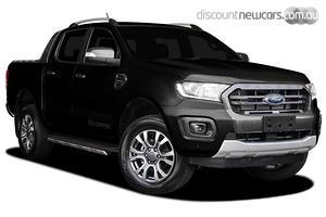 2018 Ford Ranger Wildtrak PX MkIII Auto 4x4 MY19 Double Cab
