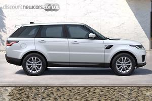 2019 Land Rover Range Rover Sport Si4 S Auto 4x4 MY20
