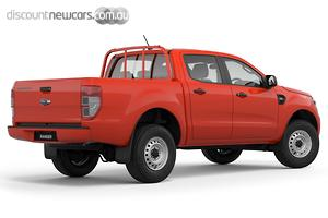 2018 Ford Ranger XL PX MkIII Auto 4x4 MY19 Double Cab