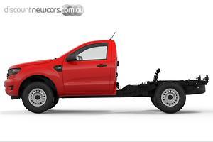 2018 Ford Ranger XL Hi-Rider PX MkIII Auto 4x2 MY19