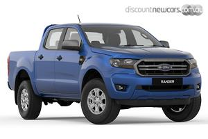 2019 Ford Ranger XLS PX MkIII Auto 4x4 MY19 Double Cab