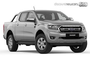 2019 Ford Ranger XLT Hi-Rider PX MkIII Auto 4x2 MY19 Double Cab