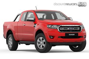 2019 Ford Ranger XLT PX MkIII Auto 4x4 MY19 Super Cab