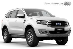 2019 Ford Everest Trend UA II Auto 4WD MY19
