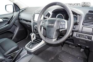 2018 Isuzu D-MAX LS-T High Ride Auto 4x2 MY18