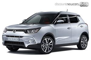 2019 SsangYong Tivoli Ultimate Auto AWD