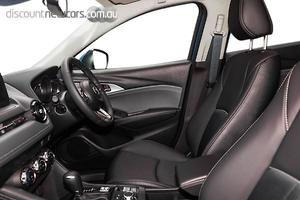 2018 Mazda CX-3 sTouring DK Auto FWD