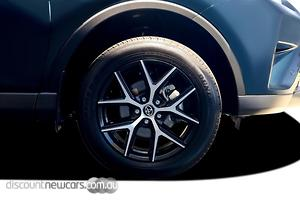 2018 Toyota RAV4 GXL Auto 2WD