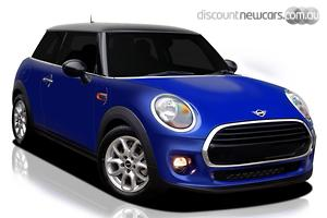 2018 MINI Hatch Cooper Auto
