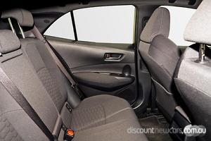 2018 Toyota Corolla Ascent Sport Manual