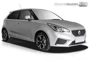 2018 MG MG3 Excite Auto MY18