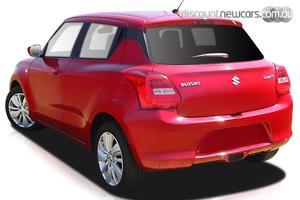 2019 Suzuki Swift GL Navigator Auto