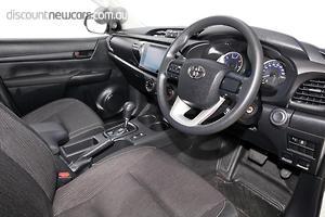 2018 Toyota Hilux SR Auto 4x4 Double Cab