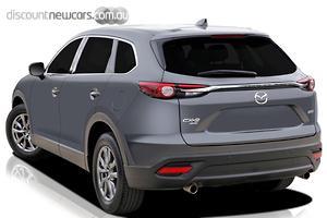 2018 Mazda CX-9 Touring TC Auto i-ACTIV AWD