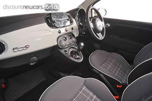2018 Fiat 500C Lounge Auto