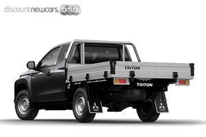 2019 Mitsubishi Triton GLX ADAS MR Auto 4x4 MY19