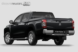 2019 Mitsubishi Triton GLX+ MR Auto 4x4 MY19 Double Cab