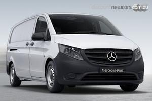 2020 Mercedes-Benz Vito 111CDI LWB Manual