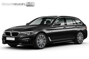 2020 BMW 5 Series 530i M Sport G31 Auto