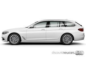 2020 BMW 5 Series 530i Luxury Line G31 Auto