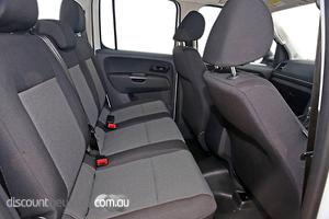 2021 Volkswagen Amarok TDI550 Core 2H Auto 4MOTION Perm MY21 Dual Cab