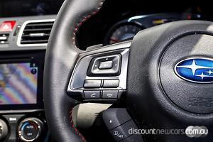 2019 Subaru WRX Premium V1 Manual AWD MY19